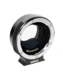 Metabones Canon EF to E-mount T IV (Black Matt)