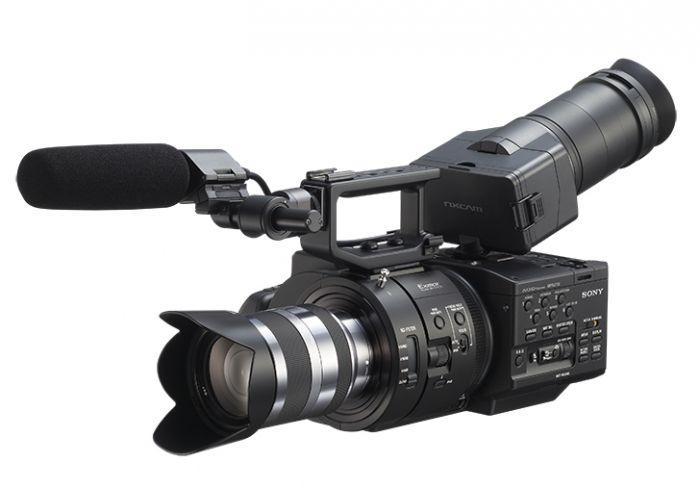 Sony Nex Fs700uk Super 35 Camcorder With 18 200mm Lens