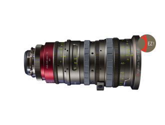 Angénieux EZ-1 Super 35/Full Frame Lens Pack