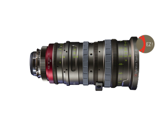 Angénieux EZ-2 Super 35/Full Frame Lens Pack