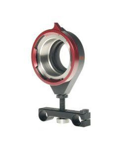 16x9 Cine Lens Mount with Cine Lens Bracket