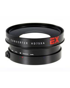 16x9 EX 0.75X Aspheric Wide Lens Converter