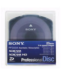 Sony PFD23 23.3 Gigabyte XDCAM Laser-Disk