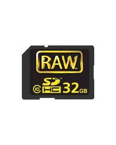Hoodman RAW STEEL 32GB SHDC CLASS 10