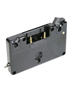 "Anton Bauer QR-DP800 Gold Mount Battery Plate - for Panasonic AG-DP800 ""SuperCam"" S-VHS Camcorder"