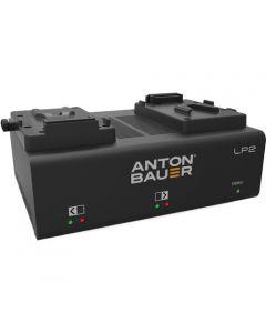 Anton Bauer LP2 Dual V-Mount Battery Charger