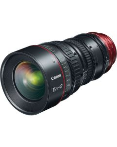Canon CN-E15.5-47mm T2.8 L S Wide-Angle Cinema Zoom Lens
