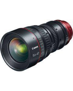 Canon CN-E15.5-47mm T2.8 L SP Wide-Angle Cinema Zoom Lens