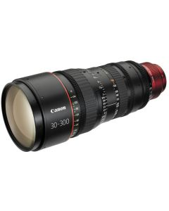 Canon CN-E 30-300mm T2.95-3.7 L S PL Mount Cinema Zoom Lens