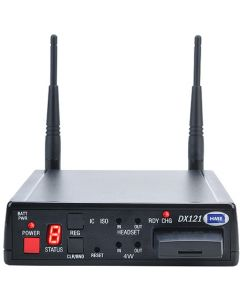 Clear-Com CZ11464 DX121 System with ComLink WH200 Wireless Headset