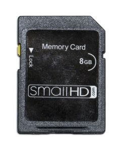 SmallHD 8GB SD Card