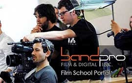 Band Pro Film School Portal