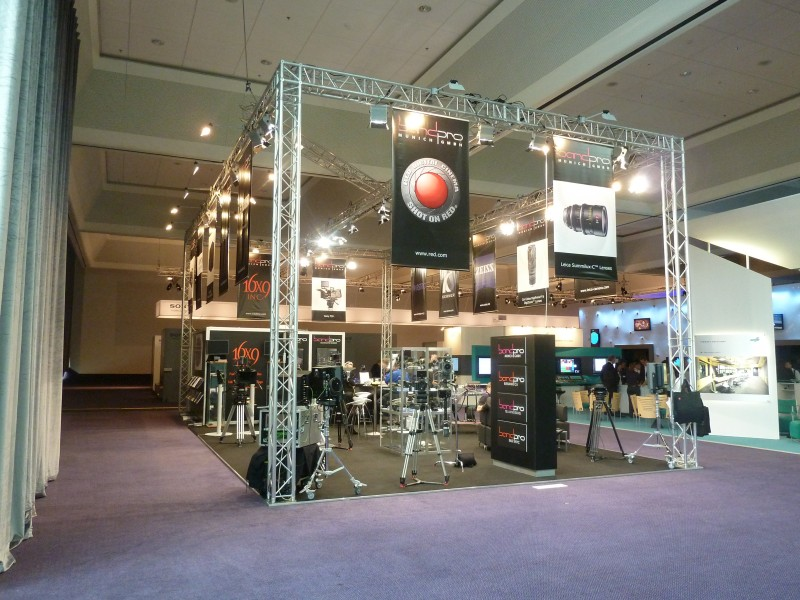 Band Pro IBC 2010 Booth