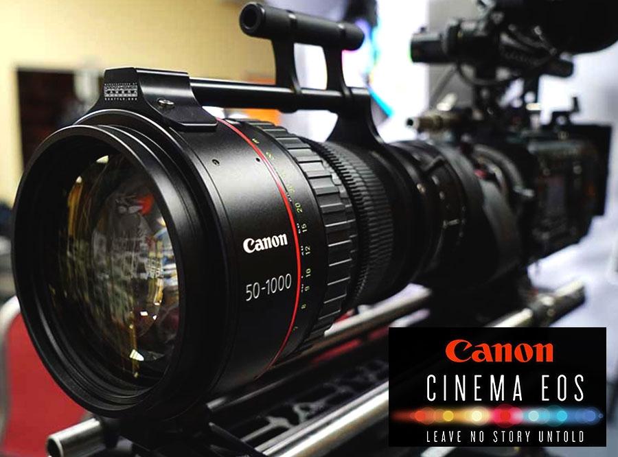 Canon Promo Page