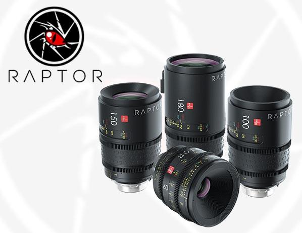 IBE Raptor Macro Lenses